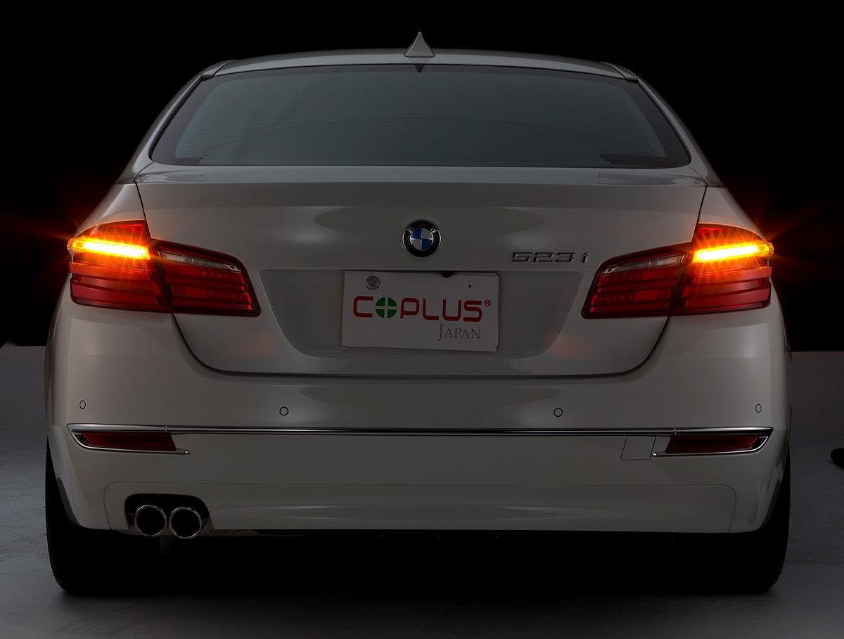 PLATINUM LED TAIL LAMP for BMW|プラチナLEDテールランプ for BMW 5シリーズ F10セダン