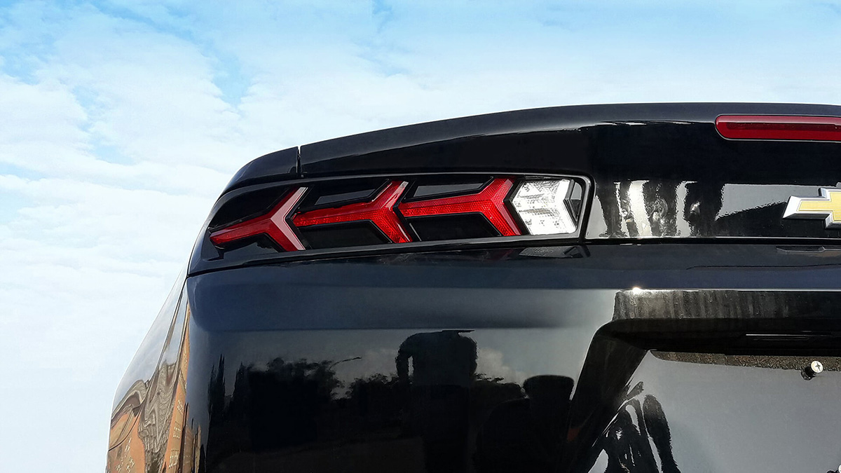 PLATINUM LED TAIL LAMP for CHEVROLET CAMARO|プラチナLEDテールランプ for シボレー カマロ