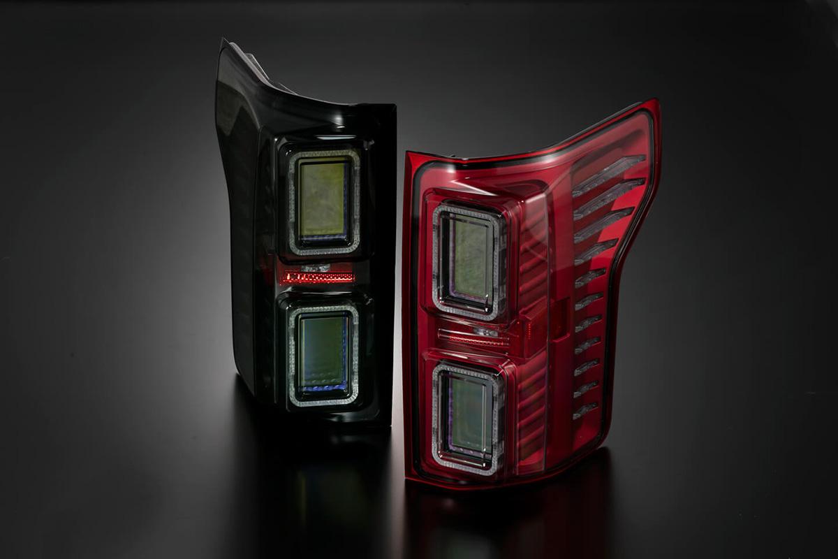PLATINUM LED TAIL LAMP for FORD F150|プラチナLEDテールランプ for フォードF150